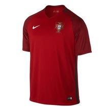 Jersey Nike Portugal Local O Visita Euro2016 Original C/num