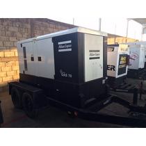 Generador Electrico Atlas Copco Qa70jd De 56kw Mod. 2011