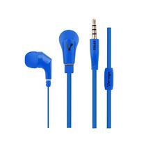 Los Mas Baratos Audifonos Vorago Ep-103 Azul 3.5mm