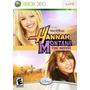 Hannah Montana The Movie Xbox 360 Nuevo Citygame