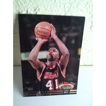 Miami Heat Glen Rice Tarjeta Colecionable 1992