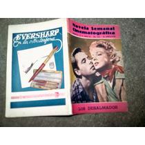 Novela Semanal Cinematografica Año 1943