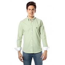 Camisa Para Caballero Hilfiger Denim Nueva Talla M 780$