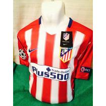 Jersey Del Atlético De Madrid Champions League 2016
