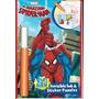 La Tinta Invisible Amazing Spider-man 2en1 Y Pegatinas Puzzl