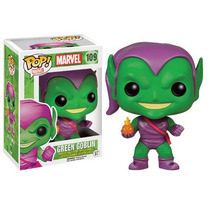 Funko Pop Green Goblin El Duende Verde Spider Man Marvel New