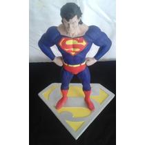 Superman Figura En Resina