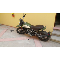 Ducati Scrambler Enduro 2016 803 Cc Nueva