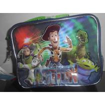 Toy Story Mochila Llantitas Y Lonchera Primaria $790.00maa