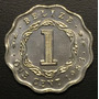 Blz001 Moneda Belice 1 Cent 1983 Unc-bu Belize Ayff