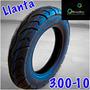 Llanta 3.00-10 Vs90 Vendetta Ps90 Italika Dinamo Vespa