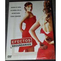 Dvd Efectos Secundarios Marina De Tavira Y Alejandro Gollás