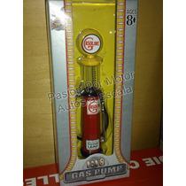 1:18 Gas Pump Cilindrica Bomba Gasolina Yat Ming