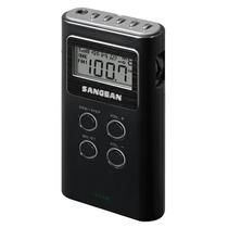 Radio Portatil Sangean Dt-180 Am / Fm Pocket Radio