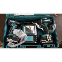 Taladro Recargable Makita 18v Lithium Ion
