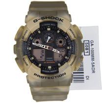 Reloj Casio G Shock Ga-100mm-5 Antimagnetico Wr200m
