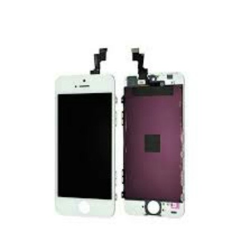 Pantalla Display Lcd + Touch Iphone 5s+ Vidrio Templado