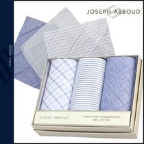 Set De 3 Pañuelos Originales Joseph Abboud Unicamente $300