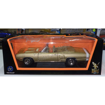 1:18 Dodge Coronet R/t Convertible 1970 Ocre Lucky Die Cast