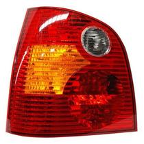 Calavera Volkswagen Polo 05 5puerta Rojo/bco/ambr Derecha