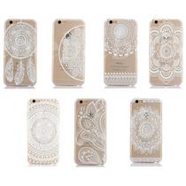 Lote De Mayoreo 20 Fundas Mandala Case Para Iphone 6 / 6s