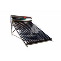 Calentador Solar Acero Inoxidable 188 Litros 16 Tubos
