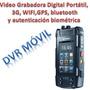 Dvr Portátil 3g Wifi Gps Bluetooth Hikvision Ds6102hl