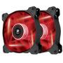 Ventiladores Corsair Af120 120x2 Led Red Mouse Logitech G502