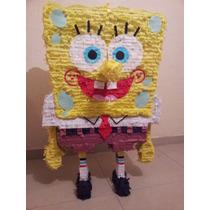 Piñata Bob Esponja Caricaturas
