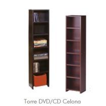 Torre Celona Dvd/cd Excelente Organizador Al Mejor Precio