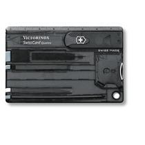 Victorinox - Swisscard Quattro Ónix, Nga Transp., 12usos