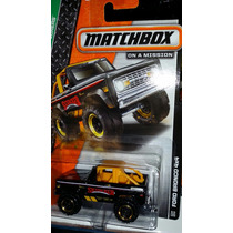 Matchbox Ford Bronco 4x4