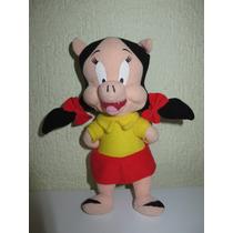 Peluche Puerquita Petunia Looney Tunes 20cm