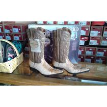 d99ca9ce7d Bota Vaquera Piel Imit. Pata De Avestruz Crema Rancho Boots en venta en  Cihuatlan Jalisco por sólo   1390