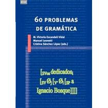 60 Problemas De Gramatica-ebook-libro-digital