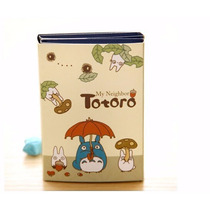 Sticker Tipo Libreta Totoro