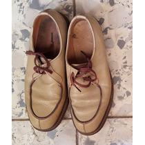 Zapatos Cafe Usados Color Beige