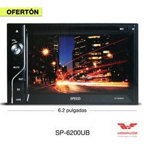 Reproductor Con Bluetooth Sp-6200ub