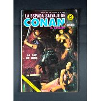 La Espada Salvaje De Conan El Bárbaro. No. 140 Año 1993 Vv4