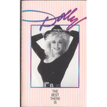 Dolly Parton The Best There Is. Cass Usado 1ra Ed 1987 Usa