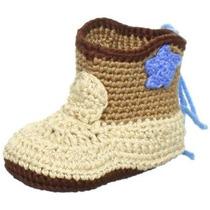 Jefferies Socks Baby-niños Recién Nacidos Bota De Vaquero Bo