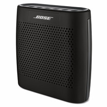 Bocina Bose Soundlink Color Negra Bluetooth Pila Recargable