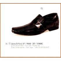 Zapato Vestir Uomo Di Ferro 100% Piel Elegancia Gagashop 3