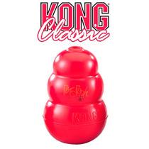 Kong Classic Chico Juguete De Goma No Toxico Perro Gato
