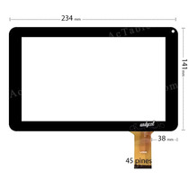 Touch Screen Pantalla Tactil Techpad 970 9 Pulgadas Lh3025