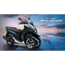 Yamaha Tricity Tricity 2015
