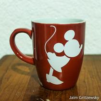 Tazas Mickey Mouse Y Minni (par)