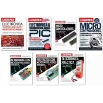 Libros Electronica Y Microcontroladores Users - Envio Gratis