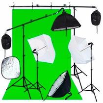 Estudio Iluminacion Softbox Fotografico Fotografia Boom