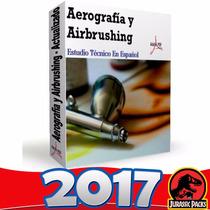 Aprende Aerografia Y Airbushing, Auto Moto Ropa Cascos 2016